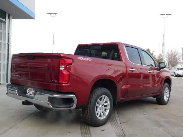 2019 Silverado 1500 Crew Cab 4x4,  Pickup #4E90243 - photo 2