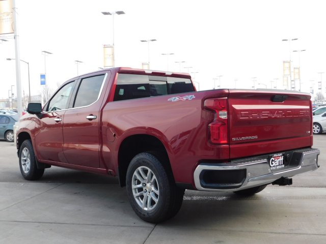 2019 Silverado 1500 Crew Cab 4x4,  Pickup #4E90243 - photo 5