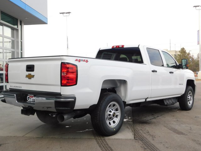 2019 Silverado 3500 Crew Cab 4x4,  Pickup #4E90253 - photo 1