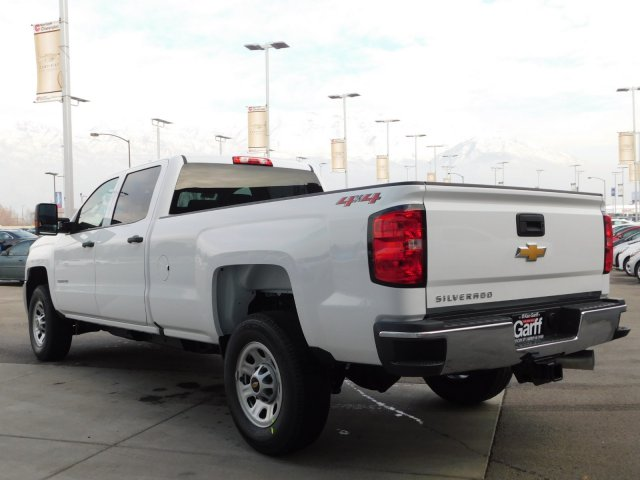 2019 Silverado 3500 Crew Cab 4x4,  Pickup #4E90253 - photo 5