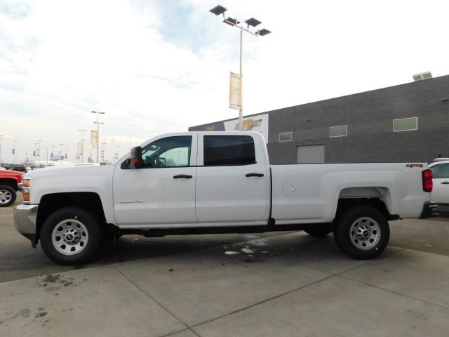 2019 Silverado 3500 Crew Cab 4x4,  Pickup #4E90253 - photo 6