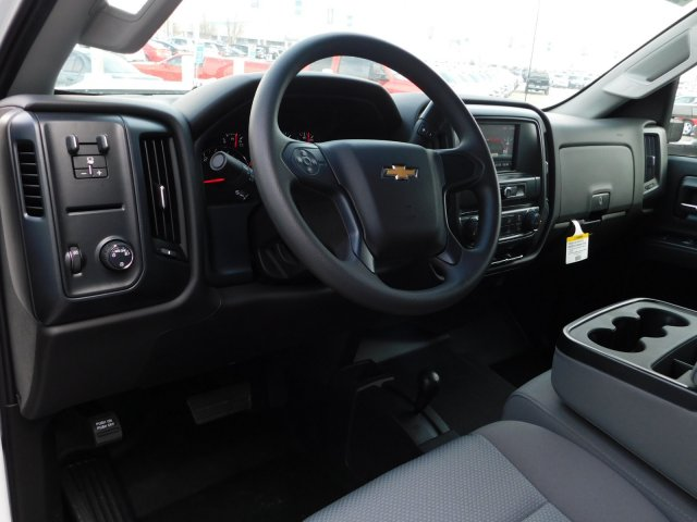 2019 Silverado 3500 Crew Cab 4x4,  Pickup #4E90253 - photo 7