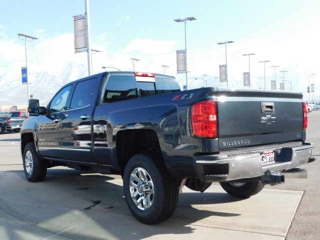 2019 Silverado 3500 Crew Cab 4x4,  Pickup #4E90294 - photo 5