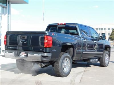 2019 Silverado 3500 Crew Cab 4x4,  Pickup #4E90294 - photo 2