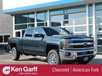 2019 Silverado 3500 Crew Cab 4x4,  Pickup #4E90294 - photo 1