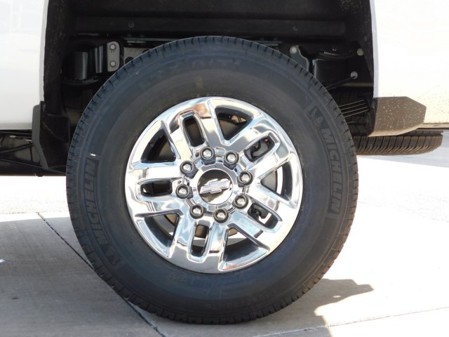 2019 Silverado 3500 Crew Cab 4x4,  Pickup #4E90299 - photo 12
