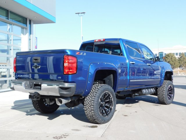 2019 Silverado 3500 Crew Cab 4x4,  Pickup #4E90301 - photo 1