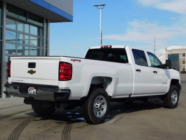 2019 Silverado 3500 Crew Cab 4x4,  Pickup #4E90312 - photo 2
