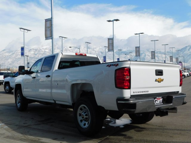 2019 Silverado 3500 Crew Cab 4x4,  Pickup #4E90312 - photo 5