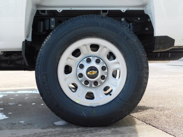 2019 Silverado 3500 Crew Cab 4x4,  Pickup #4E90312 - photo 7