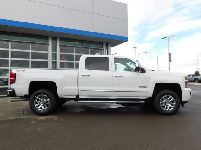 2019 Silverado 3500 Crew Cab 4x4,  Pickup #4E90327 - photo 3