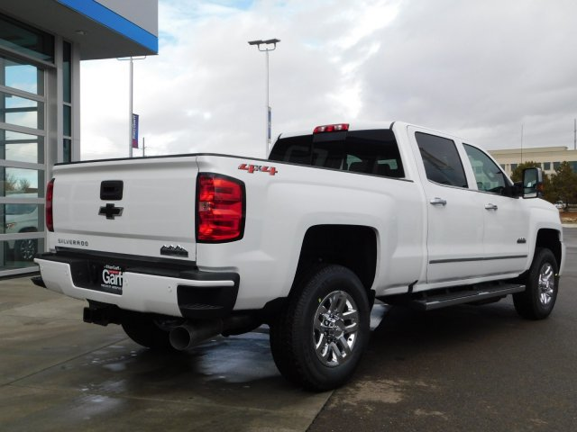 2019 Silverado 3500 Crew Cab 4x4,  Pickup #4E90327 - photo 1