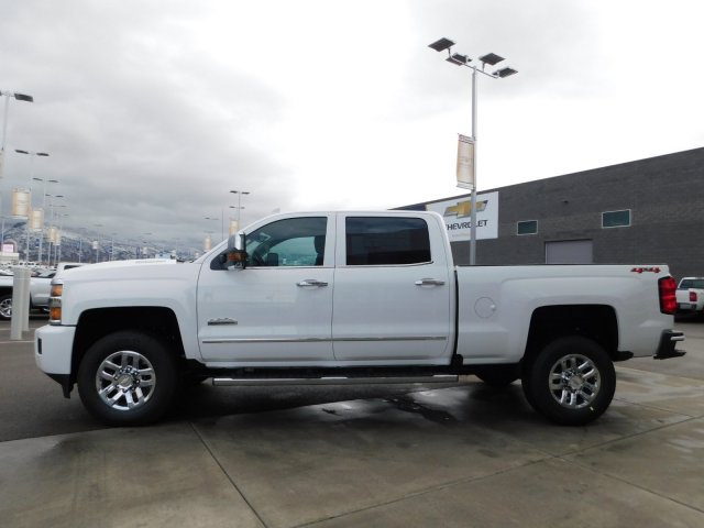 2019 Silverado 3500 Crew Cab 4x4,  Pickup #4E90327 - photo 6