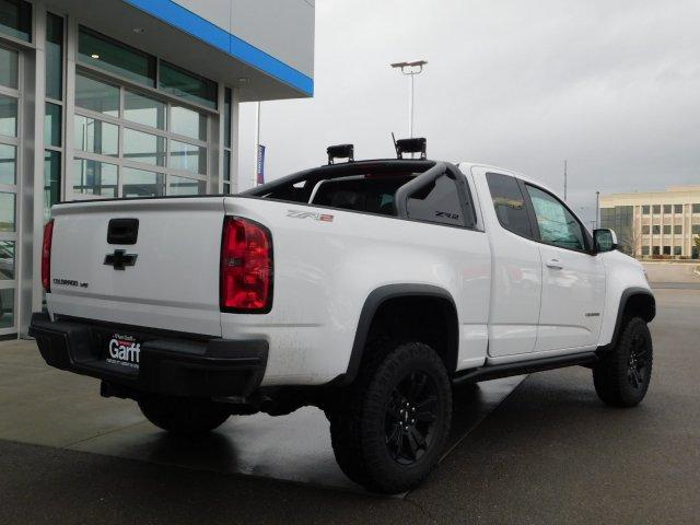2019 Colorado Extended Cab 4x4,  Pickup #4E90340 - photo 2