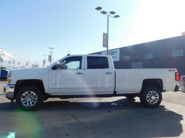 2019 Silverado 3500 Crew Cab 4x4,  Pickup #4E90346 - photo 6