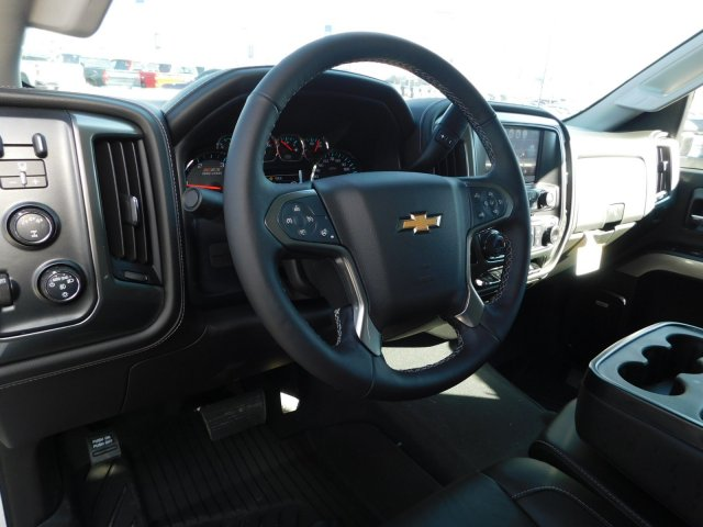 2019 Silverado 3500 Crew Cab 4x4,  Pickup #4E90346 - photo 7
