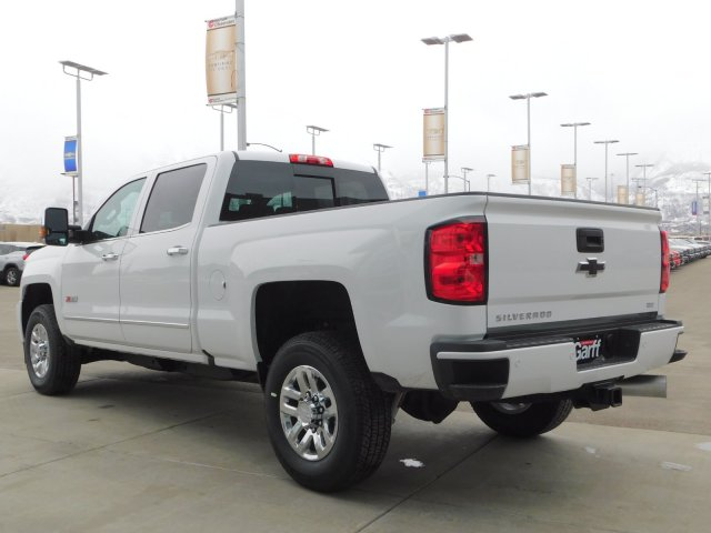 2019 Silverado 3500 Crew Cab 4x4,  Pickup #4E90349 - photo 5