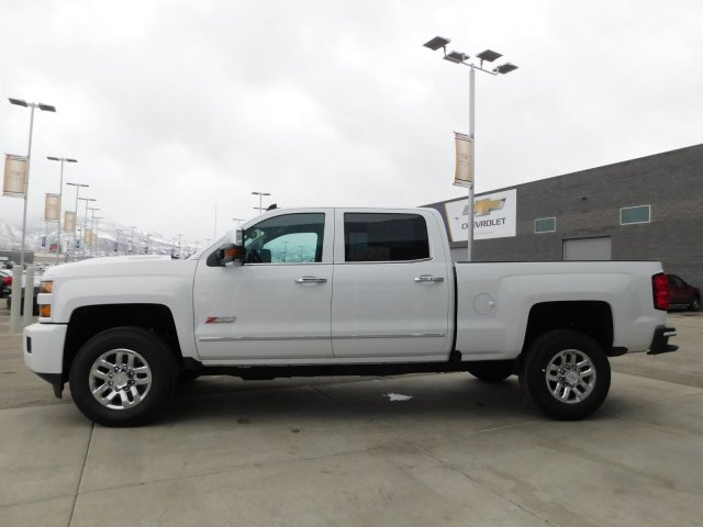 2019 Silverado 3500 Crew Cab 4x4,  Pickup #4E90349 - photo 6