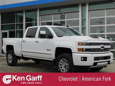 2019 Silverado 3500 Crew Cab 4x4,  Pickup #4E90349 - photo 1