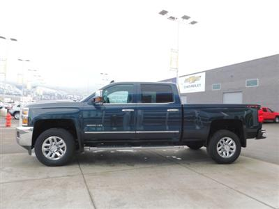 2019 Silverado 3500 Crew Cab 4x4,  Pickup #4E90373 - photo 6