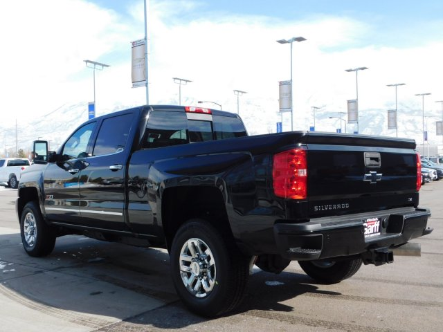 2019 Silverado 3500 Crew Cab 4x4,  Pickup #4E90379 - photo 5