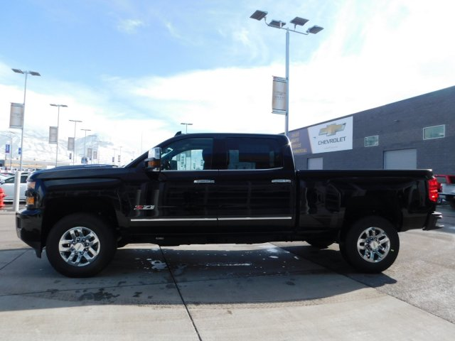 2019 Silverado 3500 Crew Cab 4x4,  Pickup #4E90379 - photo 6