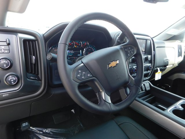 2019 Silverado 3500 Crew Cab 4x4,  Pickup #4E90379 - photo 7