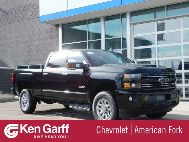 2019 Silverado 3500 Crew Cab 4x4,  Pickup #4E90384 - photo 1