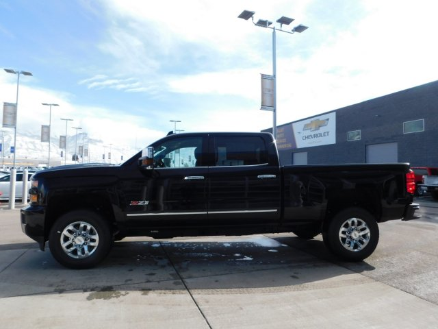 2019 Silverado 3500 Crew Cab 4x4,  Pickup #4E90384 - photo 6