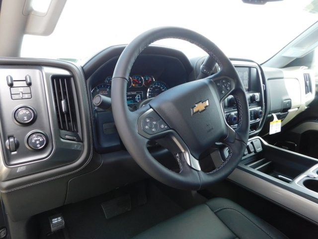 2019 Silverado 3500 Crew Cab 4x4,  Pickup #4E90384 - photo 7