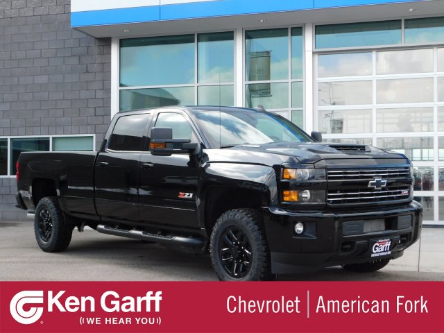 2019 Silverado 2500 Crew Cab 4x4,  Pickup #4E90423 - photo 1