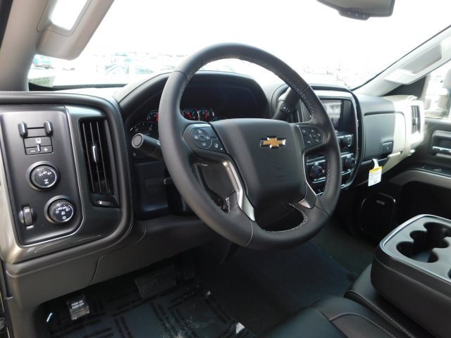 2019 Silverado 2500 Crew Cab 4x4,  Pickup #4E90423 - photo 7