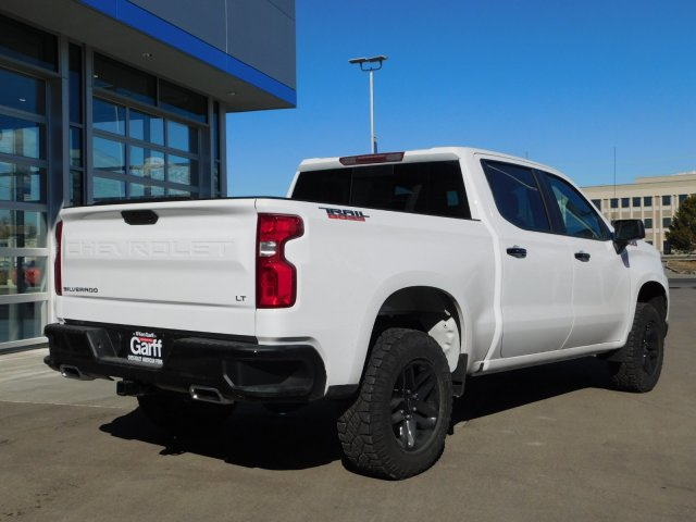 2019 Silverado 1500 Crew Cab 4x4,  Pickup #4E90442 - photo 1