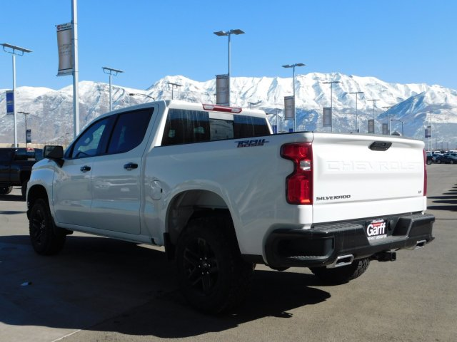 2019 Silverado 1500 Crew Cab 4x4,  Pickup #4E90442 - photo 5