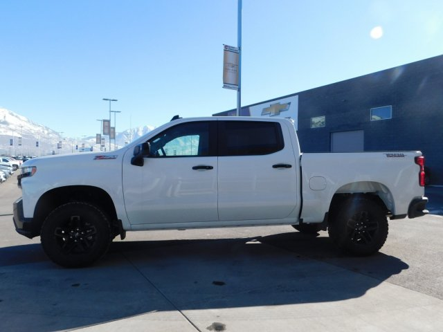 2019 Silverado 1500 Crew Cab 4x4,  Pickup #4E90442 - photo 6