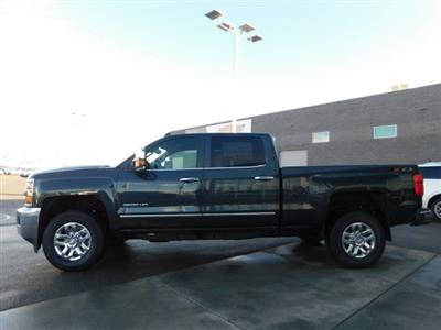 2019 Silverado 3500 Crew Cab 4x4,  Pickup #4E90475 - photo 6
