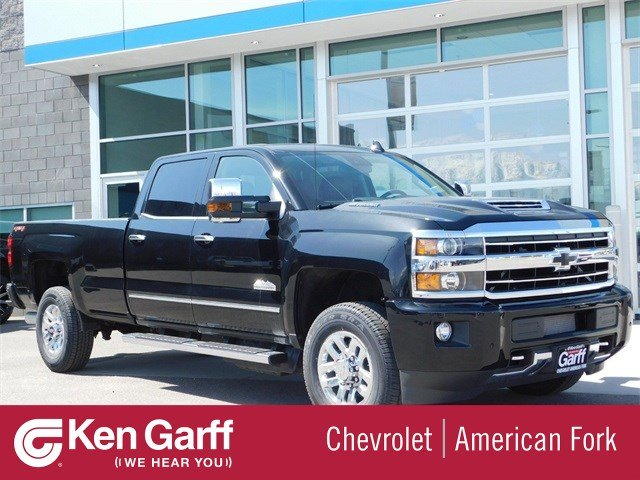 2019 Silverado 3500 Crew Cab 4x4,  Pickup #4E90502 - photo 1