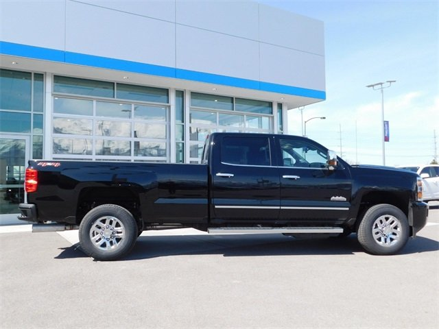 2019 Silverado 3500 Crew Cab 4x4,  Pickup #4E90502 - photo 3