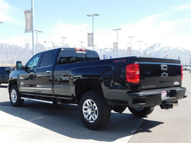 2019 Silverado 3500 Crew Cab 4x4,  Pickup #4E90502 - photo 7
