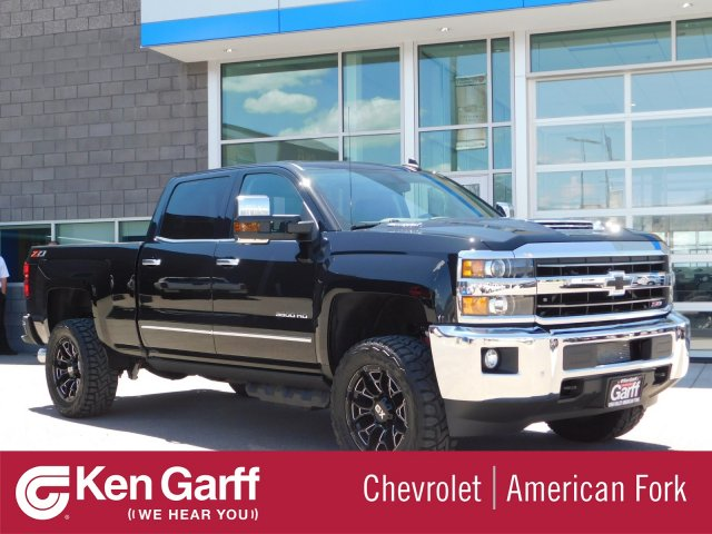 2019 Silverado 3500 Crew Cab 4x4,  Pickup #4E90592 - photo 1