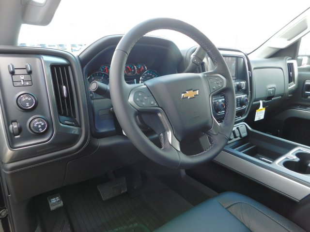 2019 Silverado 3500 Crew Cab 4x4,  Pickup #4E90592 - photo 7