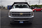 2018 Silverado 3500 Regular Cab DRW 4x2,  Knapheide Drop Side Dump Body #3180886 - photo 3