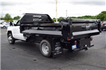 2018 Silverado 3500 Regular Cab DRW 4x2,  Knapheide Drop Side Dump Body #3180886 - photo 8