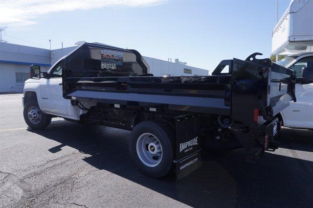 2019 Silverado 3500 Regular Cab DRW 4x2,  Knapheide Drop Side Dump Body #3190583 - photo 2
