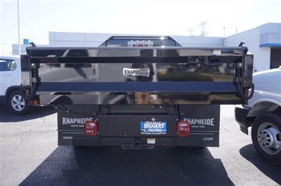 2019 Silverado 3500 Regular Cab DRW 4x2,  Knapheide Drop Side Dump Body #3190583 - photo 7