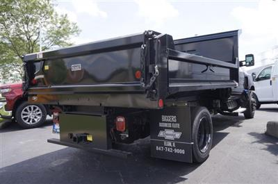 2019 Silverado Medium Duty DRW 4x2,  Monroe MTE-Zee Dump Body #3190593 - photo 2