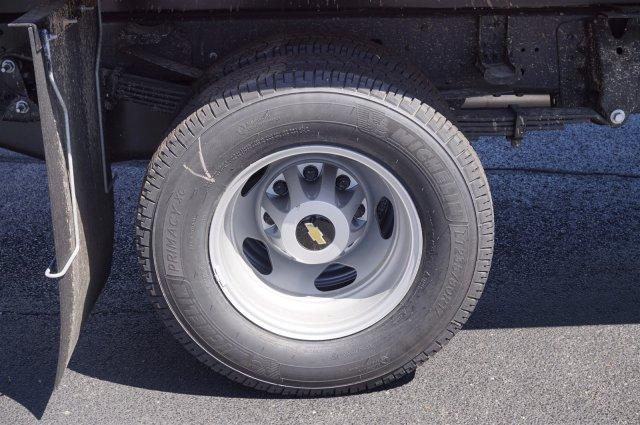2019 Silverado 3500 Regular Cab DRW 4x4,  Knapheide Drop Side Dump Body #3190618 - photo 6