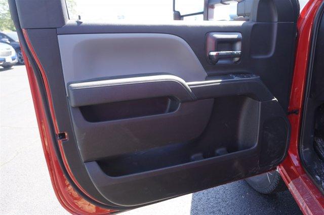 2019 Silverado 3500 Regular Cab DRW 4x4,  Knapheide Drop Side Dump Body #3190618 - photo 8