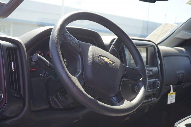 2019 Silverado 3500 Regular Cab DRW 4x4,  Knapheide Drop Side Dump Body #3190618 - photo 9