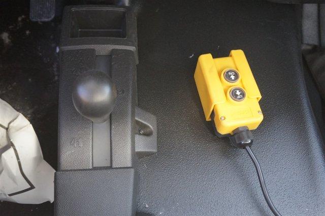 2019 Silverado 3500 Regular Cab DRW 4x4,  Knapheide Drop Side Dump Body #3190618 - photo 11